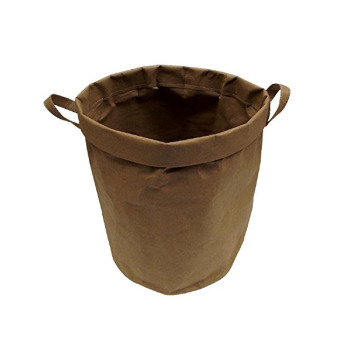 Непромокаемая бумажная складная корзина Фото 1