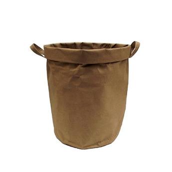 Непромокаемая бумажная складная корзина Фото 2