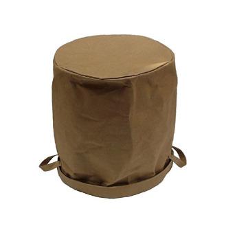 Непромокаемая бумажная складная корзина Фото 3