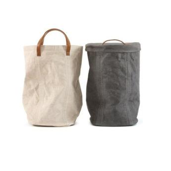 Непромокаемая бумажная складная сумка Фото 10