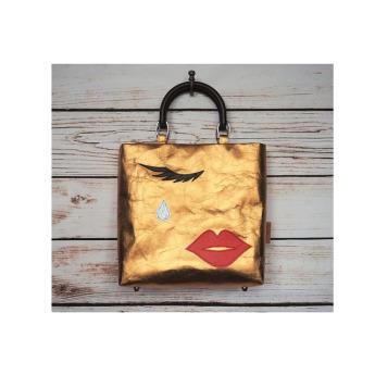 Непромокаемая бумажная складная сумка Фото 24