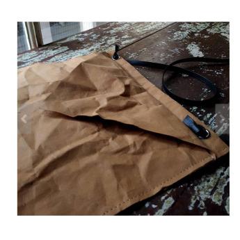 Непромокаемая бумажная складная сумка Фото 3
