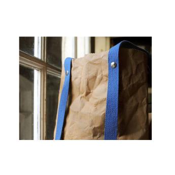 Непромокаемая бумажная складная сумка Фото 7
