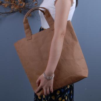 Непромокаемая бумажная сумка Фото 2