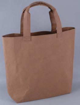 Непромокаемая бумажная сумка Фото 4
