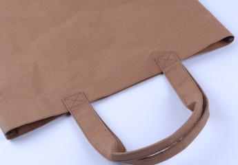 Непромокаемая бумажная сумка Фото 5