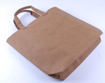 Непромокаемая бумажная сумка Фото 6