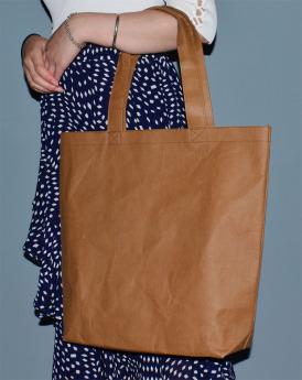Непромокаемая бумажная сумка Фото 9