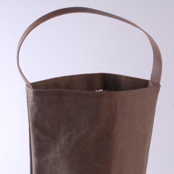 Непромокаемая бумажная термо сумка Фото 3