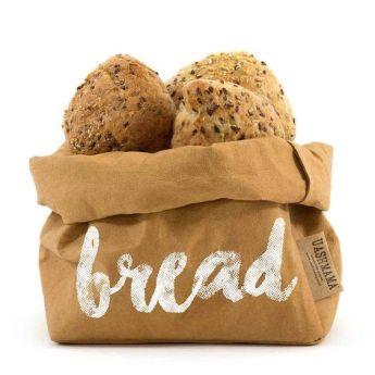 Непромокаемая бумажная хлебная корзинка Фото 1
