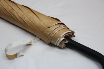 Непромокаемый бумажный зонт Фото 10