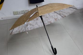 Непромокаемый бумажный зонт Фото 6