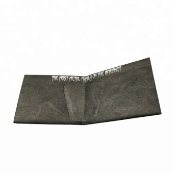 Непромокаемый бумажный кошелек Фото 2