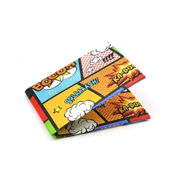 Непромокаемый бумажный кошелек Фото 20
