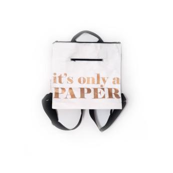 Непромокаемый бумажный рюкзак Фото 12
