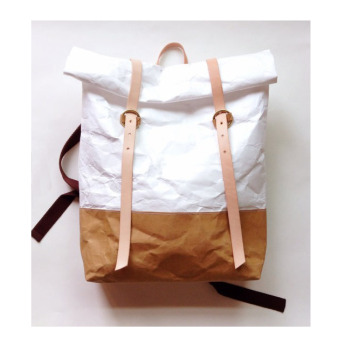 Непромокаемый бумажный рюкзак Фото 13