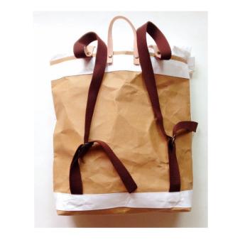 Непромокаемый бумажный рюкзак Фото 14