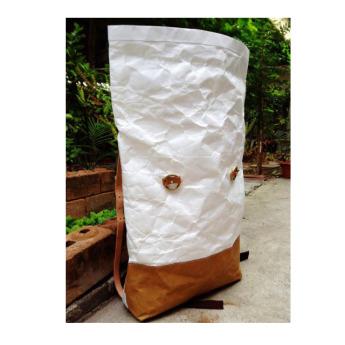 Непромокаемый бумажный рюкзак Фото 15