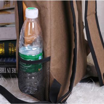 Непромокаемый бумажный рюкзак Фото 18