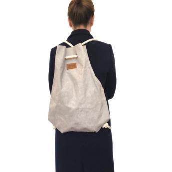 Непромокаемый бумажный рюкзак Фото 27