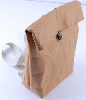 Непромокаемый бумажный рюкзак Фото 3