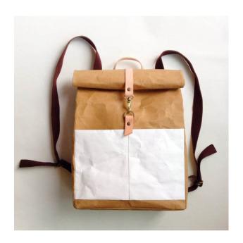 Непромокаемый бумажный рюкзак Фото 37