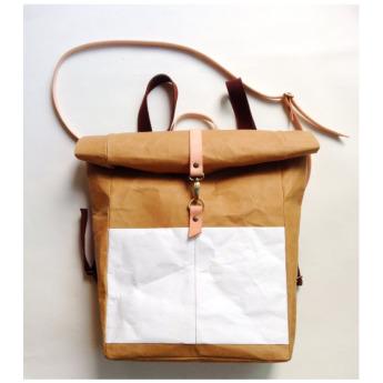 Непромокаемый бумажный рюкзак Фото 38