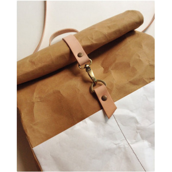 Непромокаемый бумажный рюкзак Фото 40