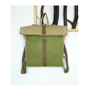 Непромокаемый бумажный рюкзак Фото 41