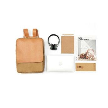 Непромокаемый бумажный рюкзак Фото 45