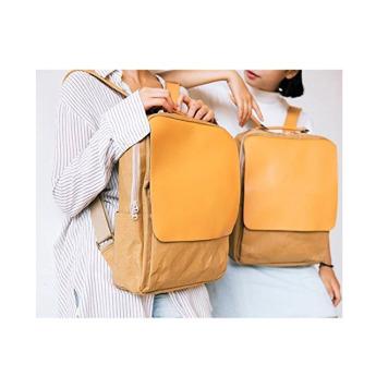 Непромокаемый бумажный рюкзак Фото 49