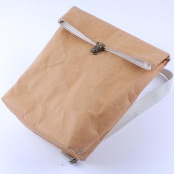 Непромокаемый бумажный рюкзак Фото 5