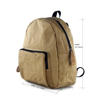 Непромокаемый бумажный рюкзак Фото 52