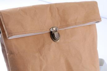Непромокаемый бумажный рюкзак Фото 6