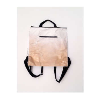 Непромокаемый бумажный рюкзак Фото 8