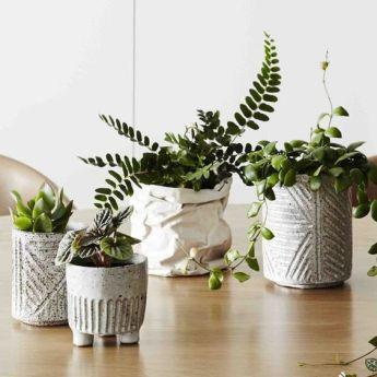 Непромокаемый бумажный цветочный горшок или ваза Фото 11