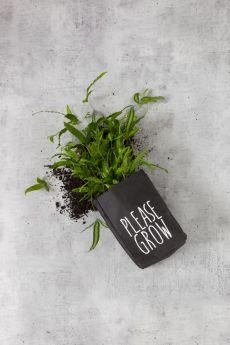Непромокаемый бумажный цветочный горшок или ваза Фото 14