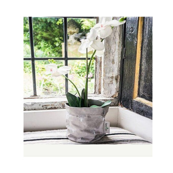 Непромокаемый бумажный цветочный горшок или ваза Фото 20