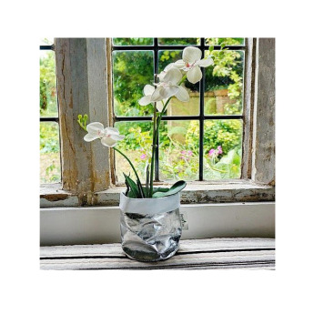 Непромокаемый бумажный цветочный горшок или ваза Фото 27