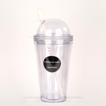 Пластиковый стакан 350-500 мл Фото 1