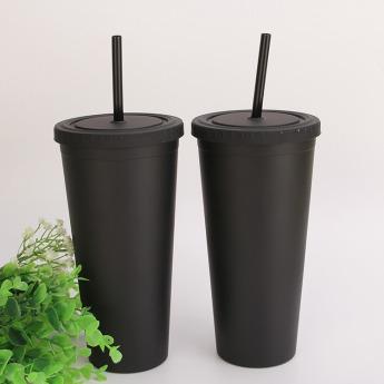 Пластиковый стакан 450 матовый Фото 1