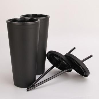 Пластиковый стакан 450 матовый Фото 2