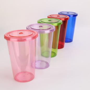Пластиковый стакан 600мл Фото 1