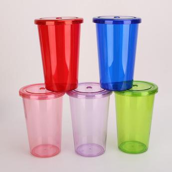 Пластиковый стакан 600мл Фото 2