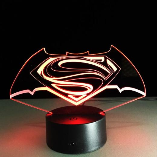 Car-shape-customized-3d-led-night-light (1)