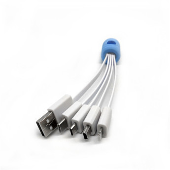 PVC универсальный кабель для зарядки по индивидуальному дизайну