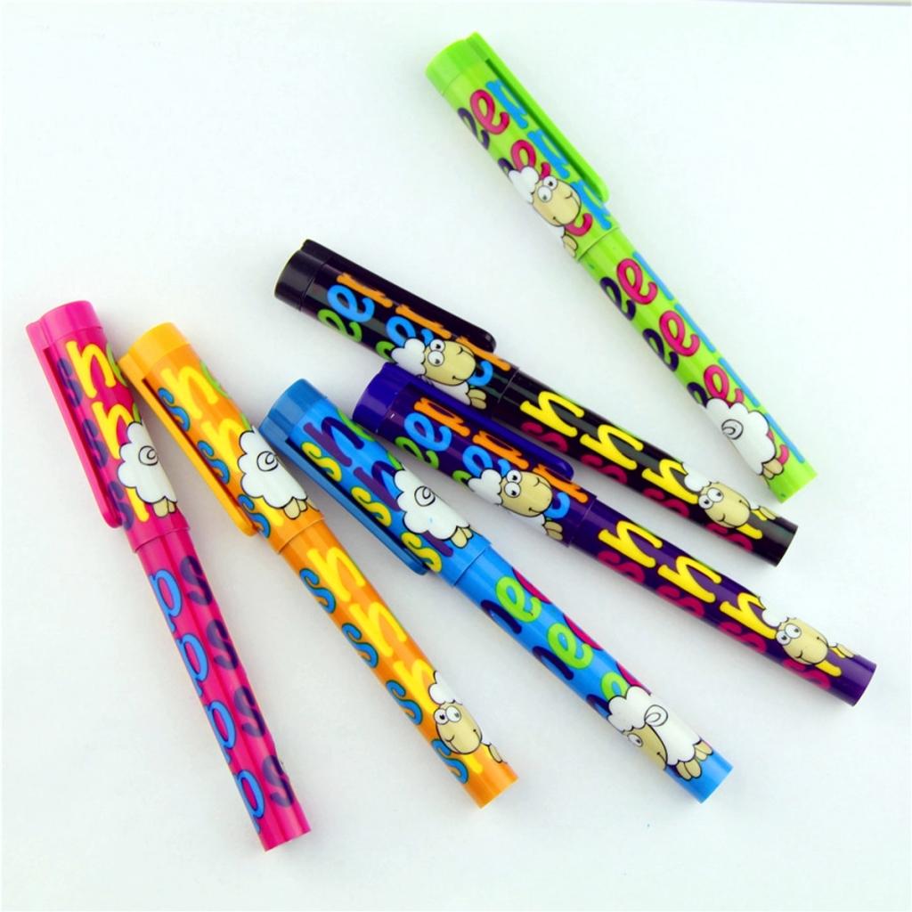 Ручка с полноцветной печатью