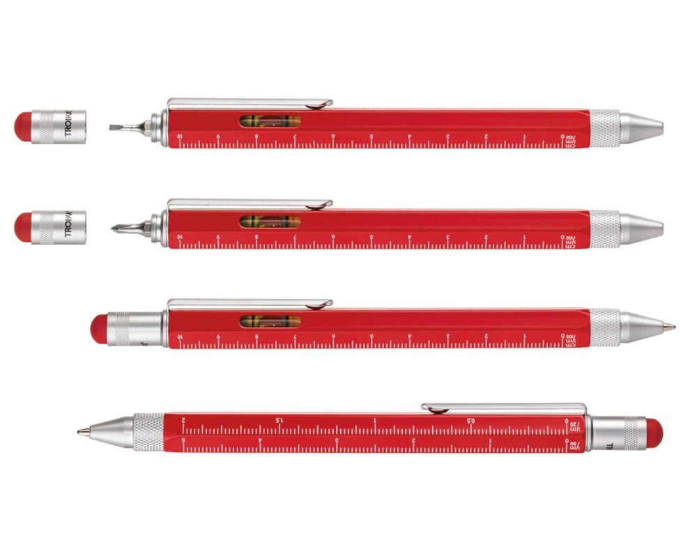 Ручка мультитул 5 в 1