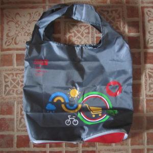 Складная сумка шоппер