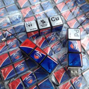 USB флешка кубик Рубика